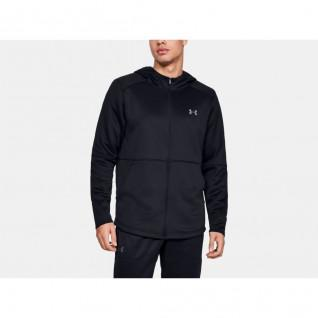 Sweat à capuche Under Armour MK-1 Warm-Up Full Zip