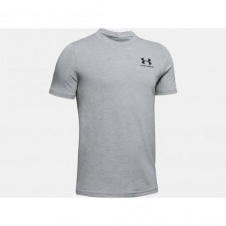 T-shirt garçon Under Armour Charged Cotton®