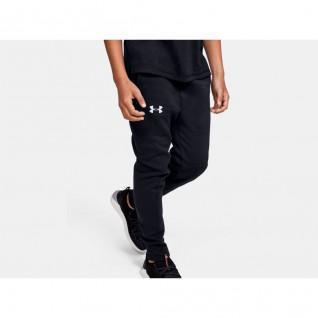 Pantalon jogging garçon Under Armour Rival Solid