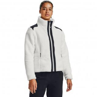 Veste femme Under Armour Legacy Sherpa Swacket