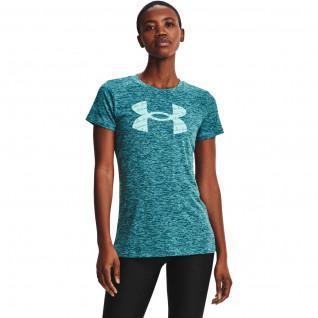 T-shirt femme Under Armour à manches courtes Tech Twist Graphic