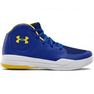 Chaussures de basket enfant Under Armour Grade School Jet2019