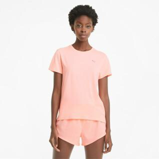 T-shirt femme Puma RUN FAVORITE HEATHER