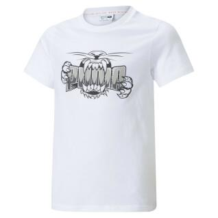 T-shirt enfant Puma Classics Graphics