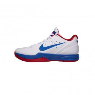 Chaussures Nike Air Zoom HyperAttack blanc/bleu royal/rouge