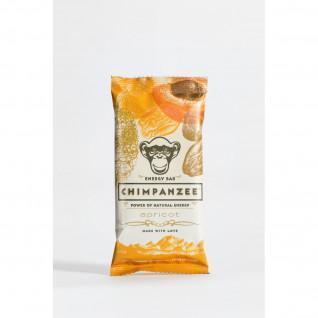 Barre énergétique Chimpanzee vegan (x20) : abricot 55g
