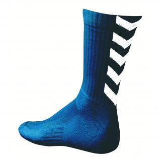 Chaussettes Hummel Authentic Indoor marine/blanc