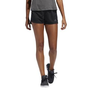 Short femme adidas Pacer 3-Stripes Knit