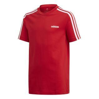 T-shirt junior adidas Essentials3-Stripes