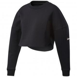 Sweatshirt à capuche femme Reebok DreamBlend Cotton Midlayer