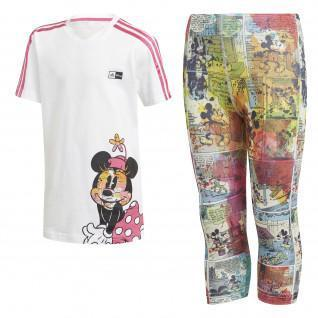 Ensemble enfant adidas Minnie Mouse Summer
