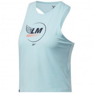 T-shirt femme Reebok Les Mills® Cropped Tank Top