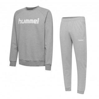 Pack junior Hummel Hmlgo Cotton Logo sweatshirt