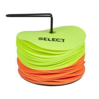 Pack de plots 2 couleurs Indoor Select