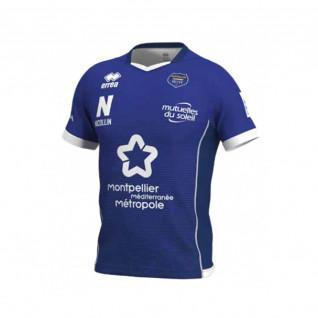 Maillot domicile Montpellier Volley 2019/20