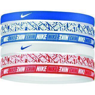 Lot de 6 bandeaux Nike