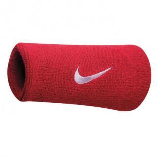 Poignets éponge Nike swoosh doublewide