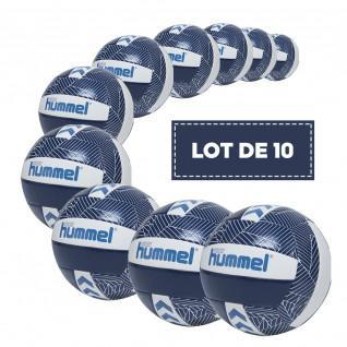 Lot de 10 Ballons Volley-ball Hummel Energizer [Taille  5]