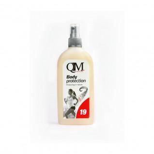 Spray de protection du corps QM Sports : Q19-250 ml