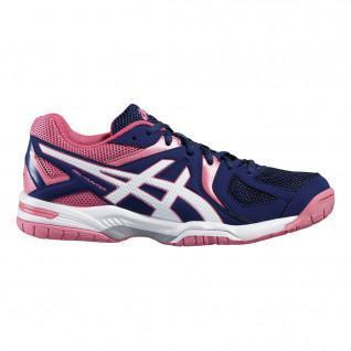Chaussures femme Asics Gel-HUNTER 3 bleu/blanc/rose