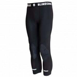 Pantalon 3/4 avec genouillère intégrée Blindsave