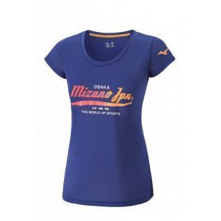 T-shirt Femme Mizuno Heritage