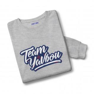Sweatshirt mixte Team Yavbou logo