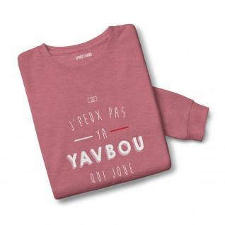 Sweatshirt mixte Ya Yavbou qui joue