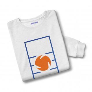 Sweatshirt mixte Team Yavbou Court 19