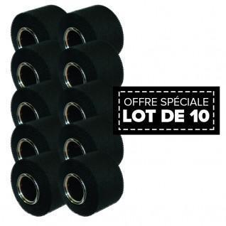 Lot de 10 sport Tape McDavid 3,8 cm x 10m noir