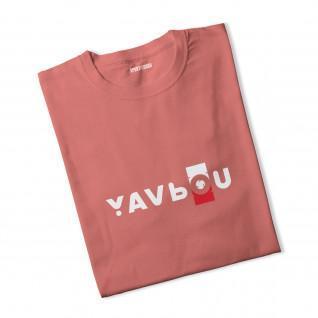 T-shirt femme Team Yavbou Logo 19