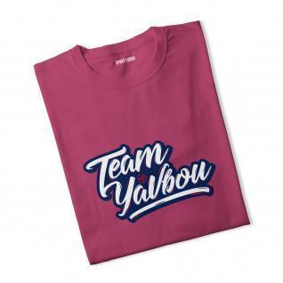 T-shirt fille Team Yavbou logo