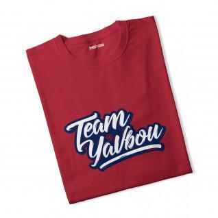 T-shirt garçon Team Yavbou logo