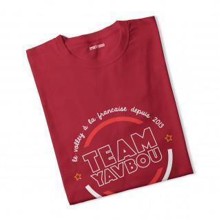 T-shirt garçon Team Yavbou 2013