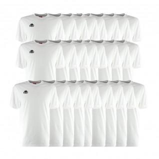 Lot de 25 t-shirt Kappa Picelo