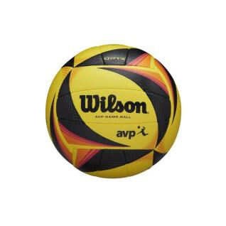 Ballon Beach Volley Wilson Optx Avp Officiel