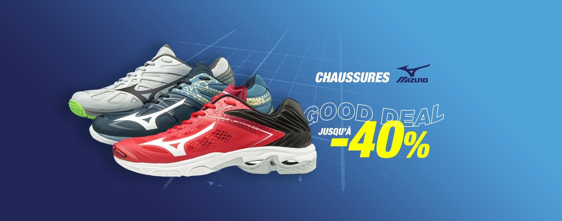 Chaussures Mizuno Good Deal Jusqu'à -40%