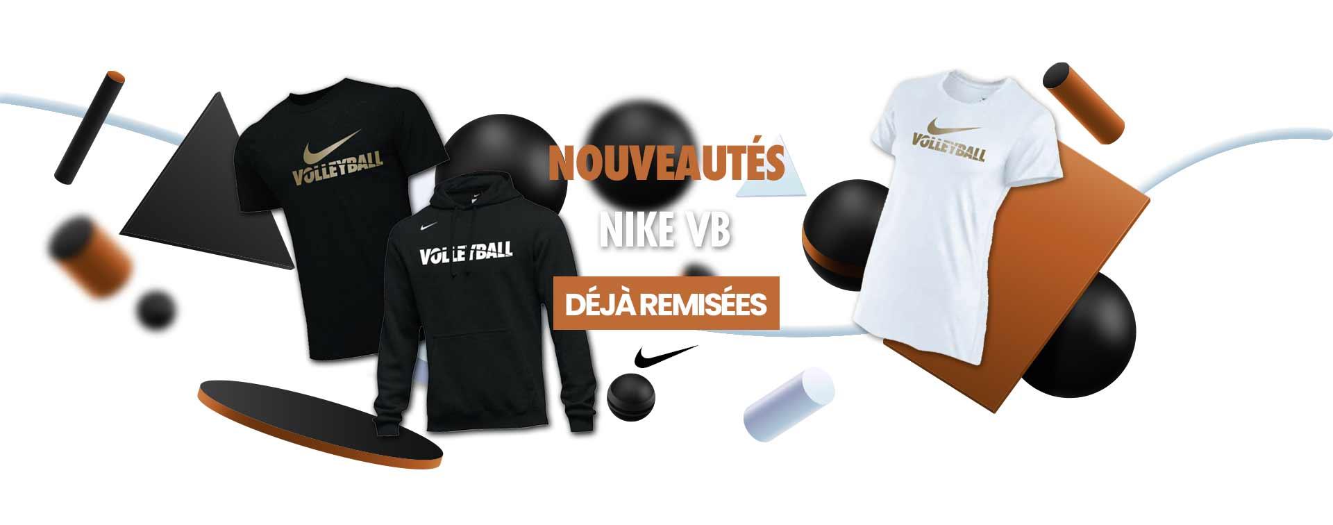 Nouveautés Nike VB