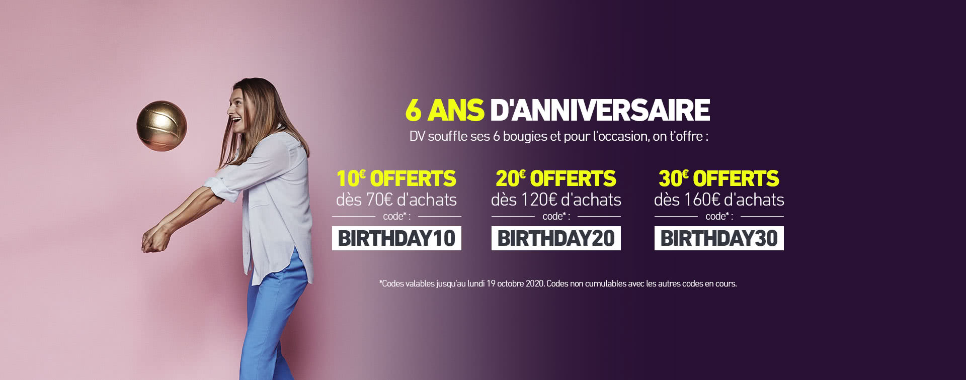 Direct-Volley anniversaire 6 ans
