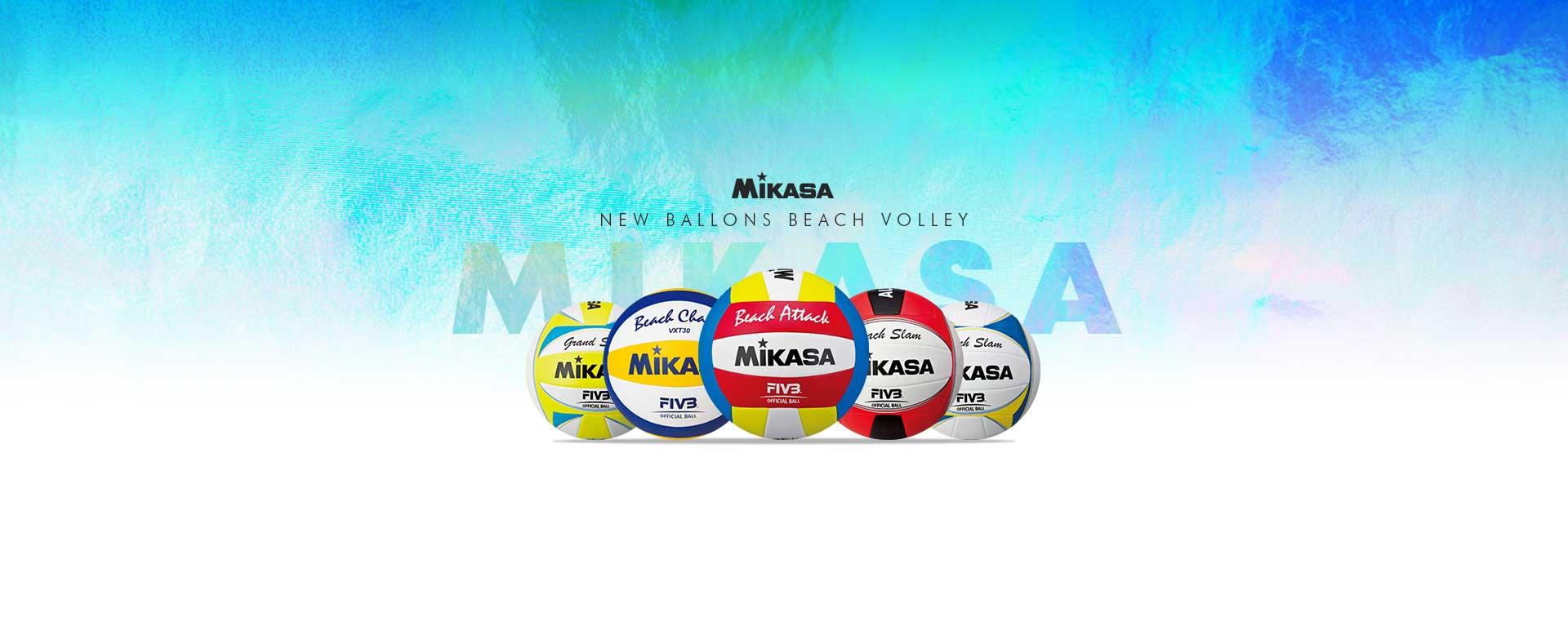 Ballons Mikasa